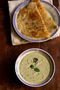 mint coconut chutney