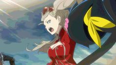 Ann (pronounced Like on only with an A sound in front.) is a savage to Morgana sometimes.