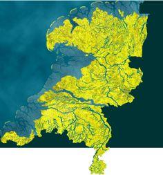 The Netherlands 3850 B.C.
