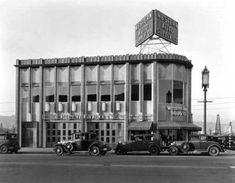 sepiadays: Western Auto Supply Company, 5655 Wilshire...