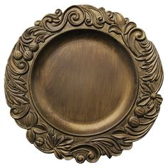 Aristocrat Charger Plate