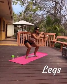 Challenge yourself with this fun full body mini band workout with just 4 exercises! Fitness Workouts, At Home Workouts, Fitness Motivation, Fitness Quotes, Body Fitness, Health Fitness, Physical Fitness, Free Fitness, Health App