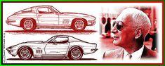 Dec 25 1909 – Happy Birthday to Corvette Godfather Zora Arkus-Duntov on Corvette Report! Check out the videos! Corvette History, Sports Car Racing, Corvettes, The Godfather, Timeline, Happy Birthday, Videos, Happy Brithday, Urari La Multi Ani