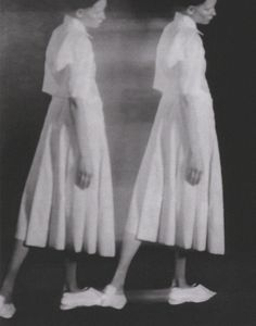 shot by paolo roversi