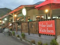 Tasty New Zealand fare. Good place to eat after hiking. See more at www.travelswithtalek.com