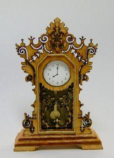 Clock Kit by Cynthia Howe Miniatures