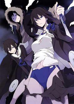 Durarara!!! Orihara siblings <3