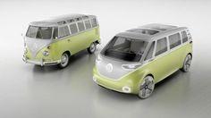 Volkswagen producirá un microbús eléctrico