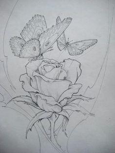 Flower Drawing Free Jody Bergsma Coloring Pages - Bing images - Free Jody Bergsma Coloring Pages - Bing images Colouring Pages, Adult Coloring Pages, Coloring Books, Line Drawing, Drawing Sketches, Art Drawings, Flower Drawings, Butterfly Drawing, Drawing Ideas