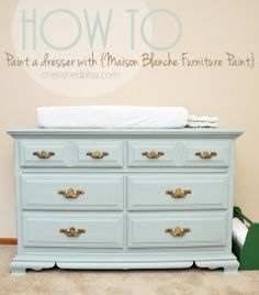 Tips on How to Paint a Crib - Cherished Bliss