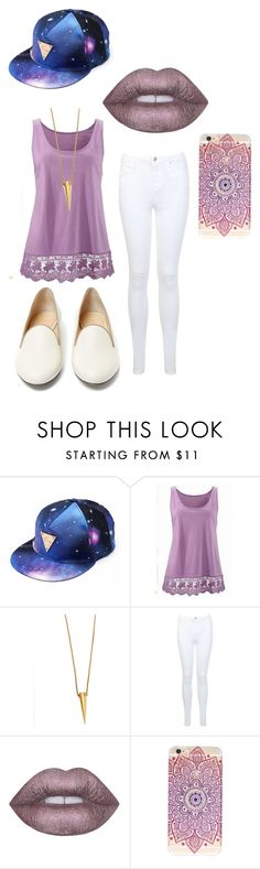 """""""//My Style// -84-"""" by ashyrosepetal on Polyvore featuring Salty Fox Jewelry, Miss Selfridge, Lime Crime and Charlotte Olympia"""