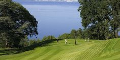 Evian Resort Golf Club - Hôtel Royal - Evian Resort - 5 étoiles #golf #green #golfcourse #courses #hotel #evian #france