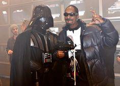Darth + Snoop
