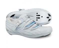 Shimano women's racing shoe SH-WR41 (Size: 42) Womens cycle shoes *** See this great product.
