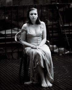 Lena Dunham. Photo by Grant Delin