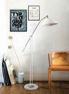 Mid-century floor lamps that are going to elevate your mid-century modern interior!