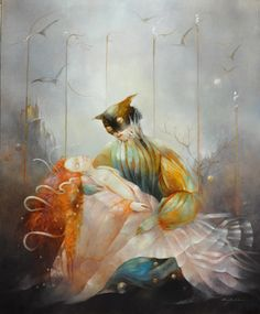 87 ideias de Anne bachelier | ilustração de pinturas, prometeu acorrentado,  fadas flor