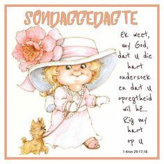 Lekker Dag, Goeie More, Afrikaans, Christianity, Birthday Cards, Bible, Van, Amanda, Anime