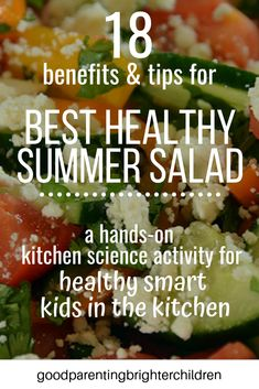 Classy acted nootropics brain check over here Healthy Eating Recipes, Healthy Snacks For Kids, Healthy Summer, Summer Salad Recipes, Summer Salads, Brain Boosting Foods, Cucumber Benefits, Kitchen Science, Health Eating
