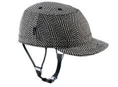 I believe in bicycle helmets- the Yakkay Paris