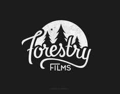 //I like the way the font fits into the illustration above// Logos IV by Brendan Prince, via Behance