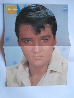 Elvis Nick Kamen Mini Poster Greek Magazines clippings 80s 90s | eBay
