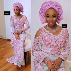 Showstopper Adeola Trad - the luxury edition. African Lace Styles, African Lace Dresses, African Wedding Dress, Latest African Fashion Dresses, African Dresses For Women, African Print Fashion, African Attire, African Wear, African Women