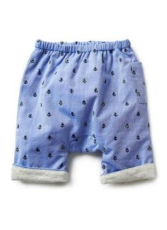 Baby Clothes Pants & Shorts | Bb Anchor Pant | Seed Heritage