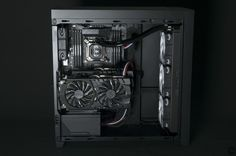 539 Likes, 8 Comments - Pc Builder Computer Build, Computer Case, Pc Setup, Gaming Setup, Watercooling Pc, Most Played, Custom Pc, Pc Cases, Cs Go
