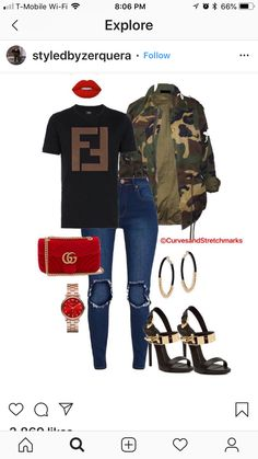 Fashion - LOW GLAM🚨🔊🚨🔊looks tbt boots woman fashionista fashion curvygirl streetstyle mystyle fashionkilla… Mode Outfits, Chic Outfits, Trendy Outfits, Fall Outfits, Fashion Outfits, Womens Fashion, Fashion Trends, Fashion Ideas, Fashion 2018