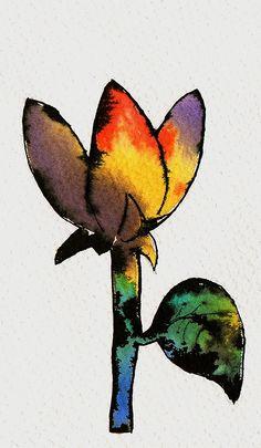 Flor para usté - Autor: Luz Fasanelli Natal