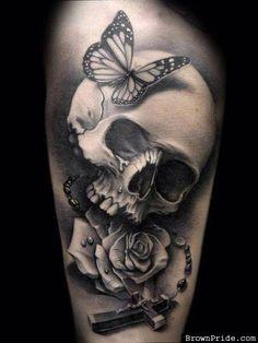 Part of a Tatt for upper arm idea #tattoo