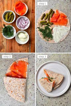 Tortilla Wraps, Entree Recipes, Low Carb Recipes, Healthy Recipes, Vegan Rice Paper Rolls, Tortillas, Gluten Free Wraps, Low Carb Wraps, Breakfast Wraps