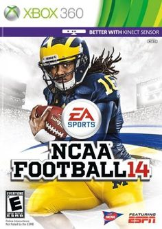 NCAA Football 14 X360 ** Read more reviews of the product by visiting the link on the image. Note:It is Affiliate Link to Amazon.