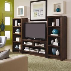 I want this entertainment center!!! Reeds Furniture - Wall Unit Los Angeles, Thousand Oaks, Simi Valley, Agoura Hills, Woodland Hills