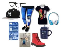 """Writing Sunday"" by mmgio on Polyvore featuring T.U.K. and Beats by Dr. Dre"