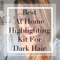Best At Home Highlighting Kit For Dark Hair Hair