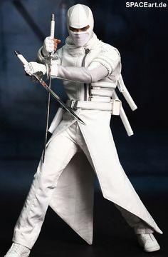 G.I. Joe - Die Abrechnung: Storm Shadow - Deluxe Figur, Fertig-Modell (Abbildung 1)