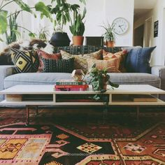 Check out this DK renewal for the modern bohemian home via the boho  collective  The post  DK renewal for the modern bohemian home via the boho  collective…  appeared first on  Home Decor Designs .