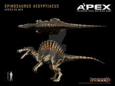 Dinosaur Photo, Dinosaur Art, Prehistoric Dinosaurs, Prehistoric Creatures, Jurassic World, Spinosaurus Aegyptiacus, Creature Drawings, Extinct Animals, Tyrannosaurus Rex