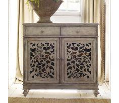 Hooker Furniture Melange Filigree Hall Chest