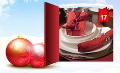 Zur gehobenen Tischkultur gehören auch schön und kunstvoll gefaltete Servietten. Wie Ihr damit gewinnen könnt, erfahrt Ihr in unserem Onlinemagazin http://www.cleverleben.at/clever-magazin/post/2012/12/16/das-17-fenster-ist-offen.html