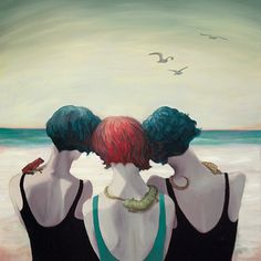 Anna Magruder #art #paintings