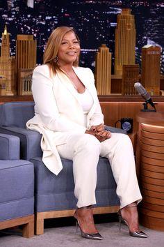 Queen Latifah, Curvy Women Fashion, Plus Size Fashion, Womens Fashion, Celebrity Pictures, Celebrity Style, Lab, Looks Plus Size, Kinds Of Clothes