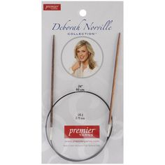 Deborah Norville Fixed Circular Knitting Needles 24in Size 2 (2.75mm)