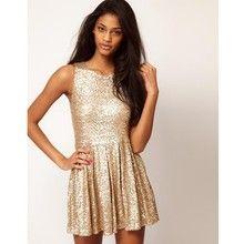 TFNC Sequin Prom Dress