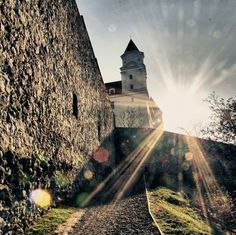 Bratislava castle hill was populated as early as the late Stone Age; its first known inhabitants were the Celts, who founded a fortified settlement here called 'Oppidum'.