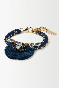 Empress Tassle Bracelet #anthropologie