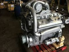 Classic 8v92 detroit diesel mainly used in highway trucks and buses