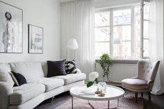 Living room - Tulegatan 22 - Eklund Stockholm New York